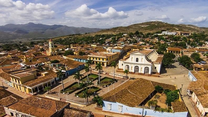 Travel to Trinidad, Cuba