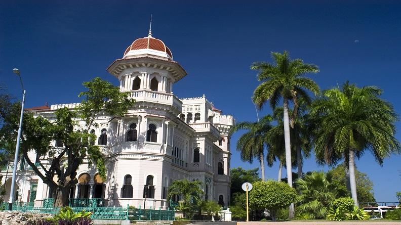 Travel to Cienfuegos, Cuba